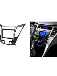 autoradio cd fascia pour Hyundai Sonata i-45 2010+ (uniquement pour le type de confort)