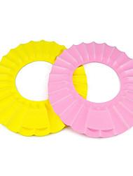 eva Kinder wasserdicht Haarwäsche Haarschnitt Hut Hut Hut Kopfdurchmesser von: 12.5cm fit für 0-6 Alter Kind