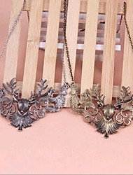New Arrival Fashional Retro Fashional Deer Necklace