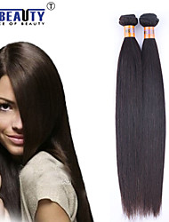 "1 Pc /Lot 12""-22""8A Peruvian Virgin Hair Straight Human Hair Wefts 100% Unprocessed Peruvian Remy Hair Weaves"