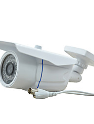 "1/3"" CMOS 1000TVL Security CCTV Camera Waterproof Indoor/Outdoor Home ICR Night Vision 36 Led IR Camera"