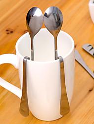 20pcs Wholesale Creative Stainless Steel Bending Spoon