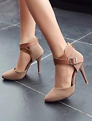 Chaussures Femme - Bureau & Travail / Habillé / Décontracté - Multi-couleur - Talon Aiguille - Talons / Rangers / Bout Pointu / Bout Fermé