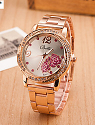 Lady'S Quartz Alloy, Switzerland Watch Butterfly Steel Band Watch Fashion Cool Watches Unique Watches