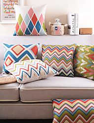 Classic/Decorative/Modern/Contemporary Geometric Pillow Case/Memory Foam Pillow/Throws/Pillow Cover