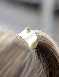 HUALUO®Korean Metal Semicircle Headband