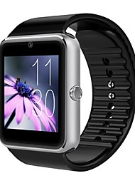GT08 Wearables Smart Watch Bluetooth3.0 / Hands-Free Calls/Media Control/Camera Control /Activity Tracker/Sleep