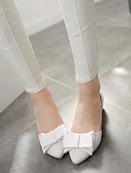 Women's Shoes Flat Heel Ballerina Flats Outdoor/Casual Blue/Pink/White