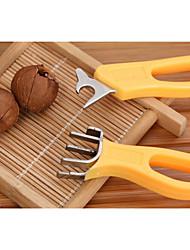 Kitchen Gadgets Stainless Steel Nutcracker Set