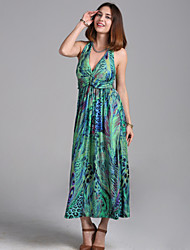 Europe And The United States The Latest Summer Fashion Bohemian Dress The Code