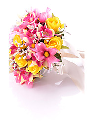 Bouquet - Rose - Multicolore - di Satin