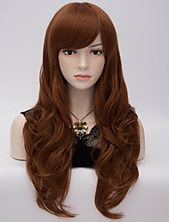 European And American Style Fashion High Quality Synthetic Hair Wigs