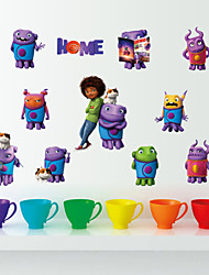 Wall Stickers Wall Decals , Home PVC Wall Stickers