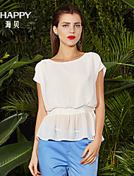 Women's CLOTHING STYLE Elasticity Sleeve Length Top Length Top Style (Fabric)