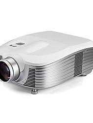 htp® домашний кинотеатр Cinema HD проектор 2000lumens WVGA (800x480) поддержка 1080p LCD LED-100