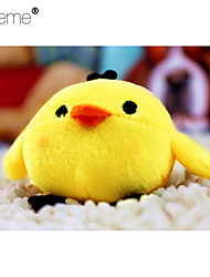 Lureme®Lovely Pet Toy Tiny Yellow Chick Plush Dog Toy Plush  Sound Module
