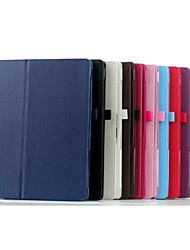 10.8 Inch Lichee Pattern Stand Case for Microsoft Surface 3(Assorted Colors)