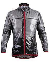 Waterdicht/Ademend/Ultra-Violetbestendig/Regenbestendig/Lichtgewicht materiaal/Reflecterende strips/Back Pocket - unisex -