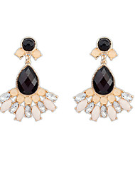 Drop Earrings Jewelry Euramerican Fashion Personalized Gem Alloy Jewelry Jewelry For Wedding Special Occasion 1 Pair