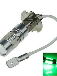 1X 5 COB SMD LED H3 Bulb Dreen Fog Light Parking Low High Beam Lamp 7.5W AC/DC 12-24V H062