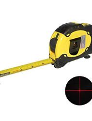 3 in 1 Laser-Niveau Maßband Kit in 7,5 Meter oder 25 Meter Länge