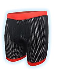 Getmoving® Cueca Boxer Acolchoada Mulheres / HomensRespirável / Secagem Rápida / Design Anatômico / Permeável á Humidade / Alta