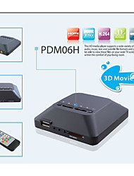RSH Full hd media player ,auto-play advertising tv box,USB storage ott tv box,support all formats files play