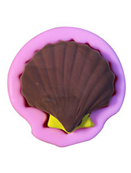 Bakeware Silicone Seashell Fondant Mold Cake Decoration Mold