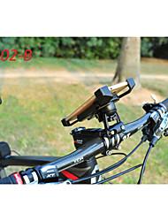 support de téléphone de vélo de montagne à 360 degrés route tournante téléphone Support vélo titulaire PB02-un adapté à 3-7 '' portable
