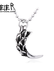 Gothic Wolf Tooth Necklace Pendants Cheap High Quality