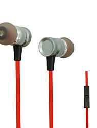 High Quality with Competitive Price of Metal Earphone