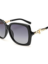Sunglasses Women's Sports / Fashion Oversized Multi-Color Sunglasses Full-Rim