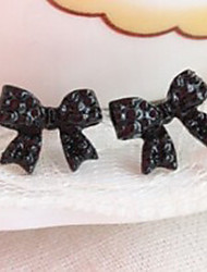 Hopy High Quality Fashional Hot Selling Bow Earrings