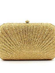 Handbag Sequin Evening Handbags/Mini-Bags With Crystal/ Rhinestone