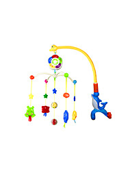Baby Mobile Toys, Bed Bell,With Beautiful And Touching Melody,Cartoon, Animal Features,Colourful