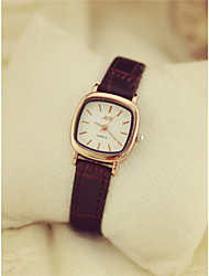 Women Watch Vintage Fashion Simple Wrist Watch Students Watch
