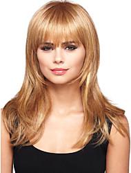 высокое качество шапки длинные волнистые моно топ девственница Remy человеческих волос парики 7 цветов на выбор