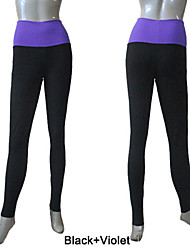 Microfiber Lycra Highwaisted 2 Tone Long Leggings More Colors  for Girls and Ladies