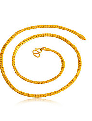 Coky Cassic  Gold Plated 24K Gold Necklace  Jewelry