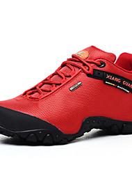 Zapatos de Mujer ( Azul/Rojo Tela