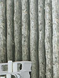 nouvelle rainbow ™ mur de papier peint art papier peint classique de grain de bois déco couvrant pvc / mur de vinyle art