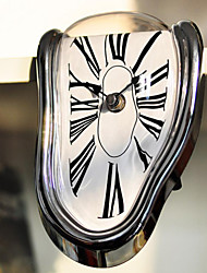 Reloj de pared - Metal - Moderno/Contemporáneo - Metal