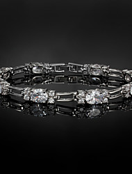 New Design Party Platinum Plated Link/Chain Bracelet Wedding Jewelry for Men And Women