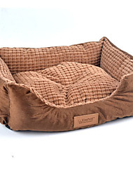 soft cutton niedliche Haustierbett für Hunde Katzen 50 * 40 cm / 20 * 16-Zoll-