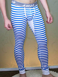men long johns men's body shaper trousers mens body suit warm pant X5001
