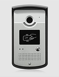 Wifi Video Door Phone-Wireless Intercom Doorbell Viewer, Camera w/ Night Vision