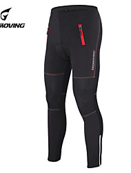 Getmoving Unisex Autumn/Winter Cycling Bottoms/Pants/Breathable/Moisture Permeability/Rain-Proof/Anatomic