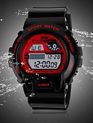 SKMEI® Men Multifunction Shock Resist Waterproof Sports Military Watch