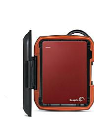 HANDOU Nomad Rugged Protective Bag Case Cover For Seagate NewBackup Plus USB3.0 1TB 2TB Portable Hard Drive
