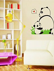 adesivos de parede do estilo adesivos de parede parede adesivos pvc panda